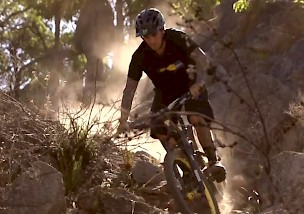 Sam Hill - Team Chain Reaction Cycles Nukeproof 2014