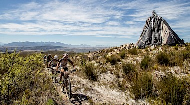 Cape Epic 2014 - Stage 5