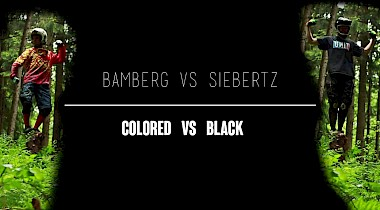 colored vs black