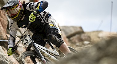 Team Bulls at WC#4: Leogang, Qualifying