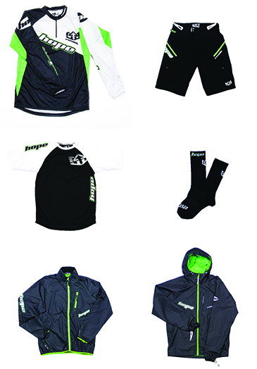 Hope Enduro Kit