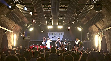 House of Vans London: Die große Launch Party