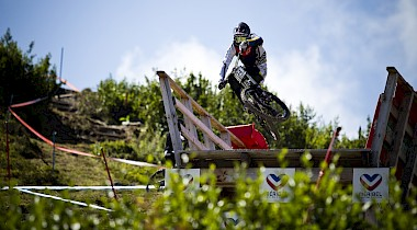 Team BULLS at WC#7 2014: World-Cup Finals Meribel Day 1&2