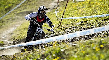 Team Bulls at Meribel Worldcup-Finals 2014 Qualifying Day