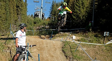 Hafjell DH WorldChamps - Live Webcast