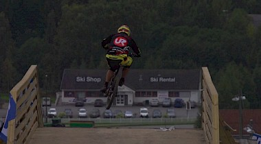 World Champs - Hafjell 2014 - Hutchinson UR Team