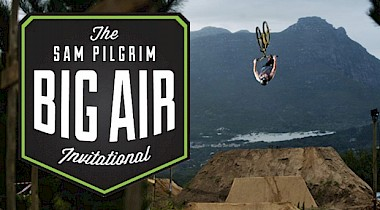 Sam Pilgrim - BIG Air Invitational 2014