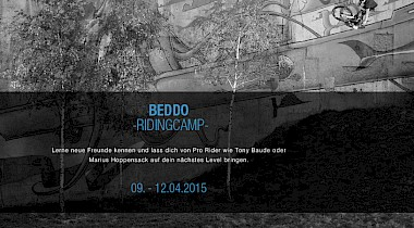 BEDDO RIDING-CAMP 2015