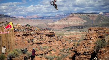 RED BULL Rampage is Back!