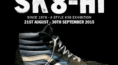 This is the Sk8-Hi –Ausstellung in Köln