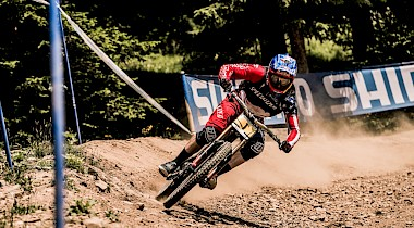 Das DH World Cup Finale Val Di Sole