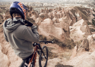 Ride With The Swedes 6: Cappadocia