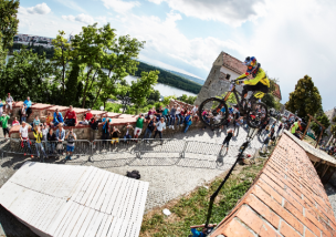 City Downhill World Tour 2016