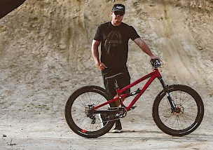 Commencal Absolut SX: Kyle Streits neue Waffe!
