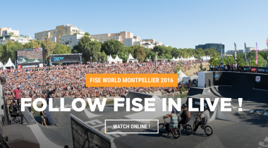 Live-Stream FISE Montpellier