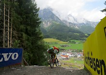 LIVESTREAM: UCI Downhill World Cup Leogang