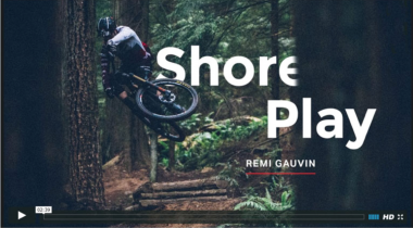 VIDEO: Remi Gavin's Shore Play