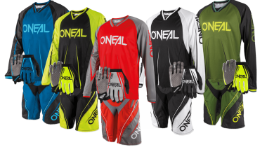 Greg Minnaars Favorite: die neue Element FR Kollektion von Oneal