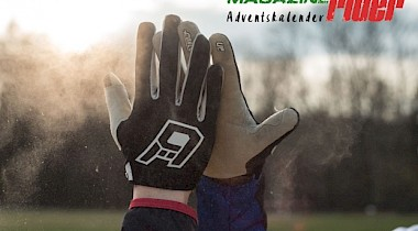 ADVENTSKALENDER TAG 18: UPFORCE Handschuhe