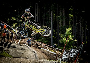 UCI Downhill Worldcup #3