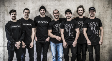Das Canyon Factory Downhill Team