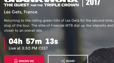 Crankworx Les Gets – Livestream Slopestyle