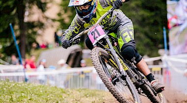 Interview: Myriam Nicolle zum UCI World Cup in Lenzerheide