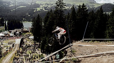 Livestream: UCI Downhill World Cup Mont-Saint-Anne