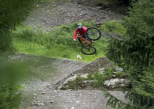 Video: Sam Pilgrim ballert in Saalbach!