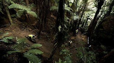 Enduro World Series in 2019 wieder in Rotorua, Neuseeland