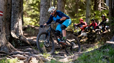 Trail Days in Kranjska Gora, Slowenien