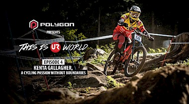 This is UR World Episode 4 mit Kenta Gallagher!