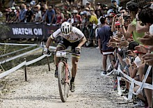 Hochspannung beim Mercedes-Benz UCI MTB World Cup in Albstadt