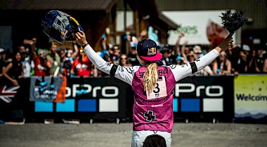 Round 2 DH Weltcup in Fort William: Recap!