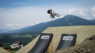 Slopestyle-Action in Innsbruck – Crankworx #2!