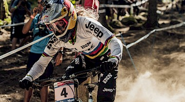 DOPPEL HIGHLIGHT IN ITALIEN – UCI DOWNHILL MTB WORLD CUP IN VAL DI SOLE