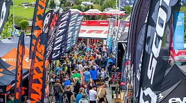 Dreitägiges Mountainbike Fest in Saalfelden Leogang!