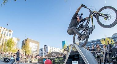 Drop and Roll: Danny MacAskill, Fabio Wibmer und Co. in Düsseldorf!