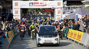 1.000 MARATHONISTI AUS 20 NATIONEN BEI DEN WORLD GAMES OF MOUNTAINBIKING