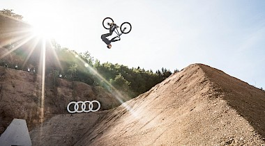 The Audi Nines MTB Day 4!