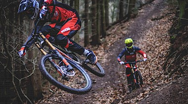 GZ-Racing wird DH Talent Team