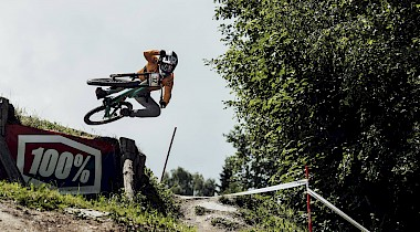 Mountain Bike World Cup live aus Leogang – nur auf Red Bull TV