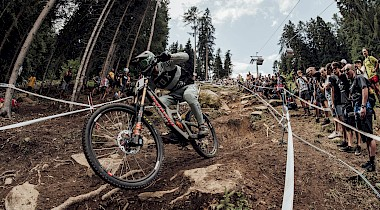 Der UCI Mountain Bike World Cup LIVE aus Val di Sole – nur auf Red Bull TV
