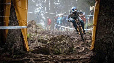 Der UCI Mountain Bike World Cup LIVE aus Snowshoe