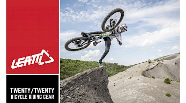 Leatt launcht neue Twenty/Twenty MTB-Kollektion
