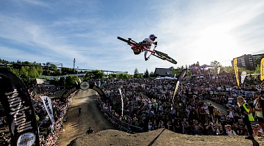 Save the Date: Das iXS Dirt Masters Festival 21.–24. Mai 2020