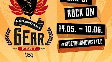 THE LEGENDARY GEAR FEST 2021 | 'GEAR UP – ROCK ON',