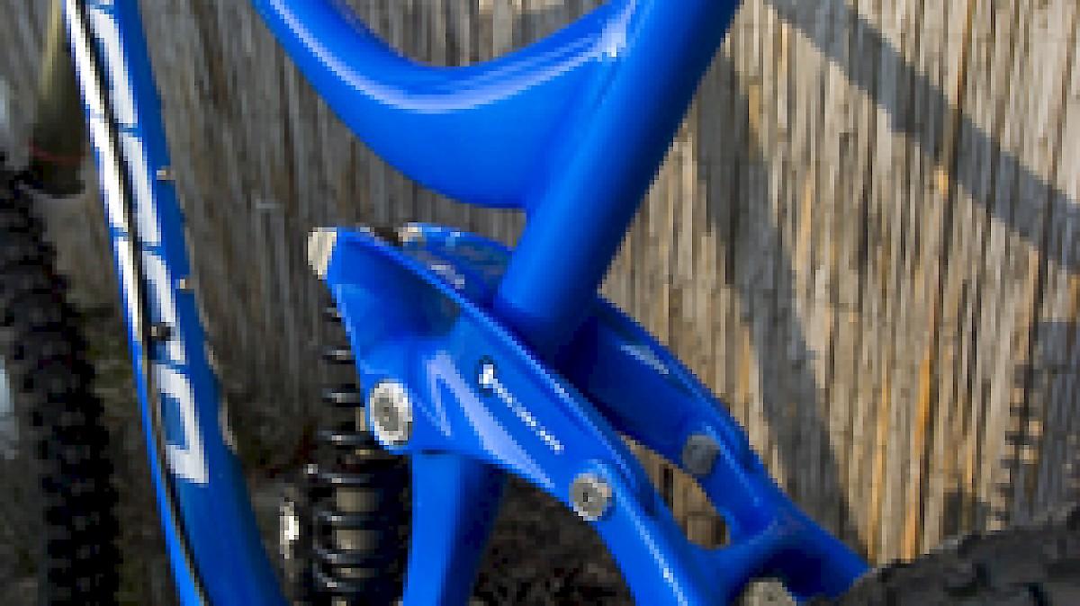 MTB Rider: Norco Truax - neues 180mm Spaßbike!