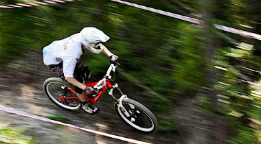 Buzet Downhill Race