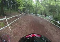 Dirt Masters 2013: Team Bulls Rider Tommy Herrmann Downhill Cam One Headcam